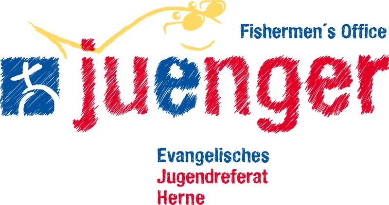 Logo: Ev. Jugendreferat Herne