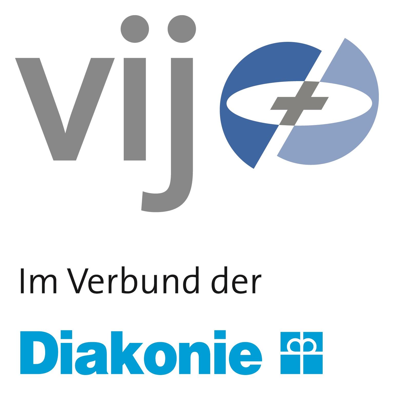 Logo: Verein für internationale Jugendarbeit e. V. (vij)