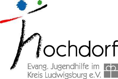 Logo: Hochdorf - Evang. Jugendhilfe im Kreis Ludwigsburg e.V.