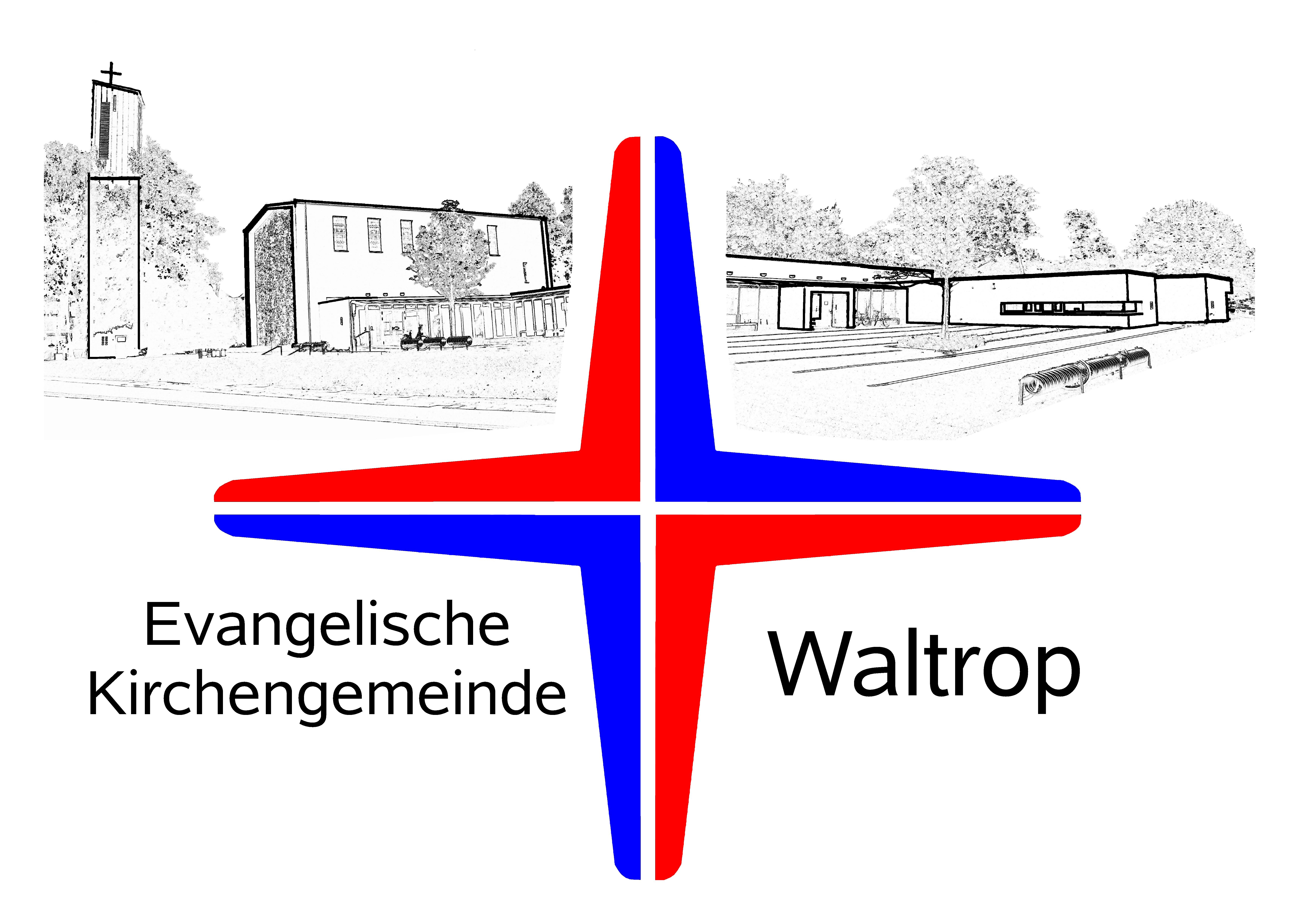 Logo: Evangelische Kirchengemeinde Waltrop