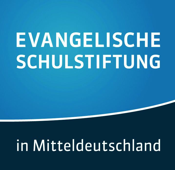 Logo: Evangelische Schulstiftung in Mitteldeutschland