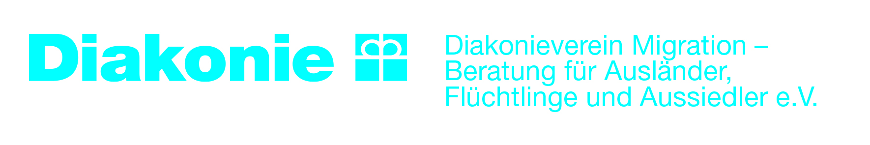 Logo: Diakonieverein Migration e. V.