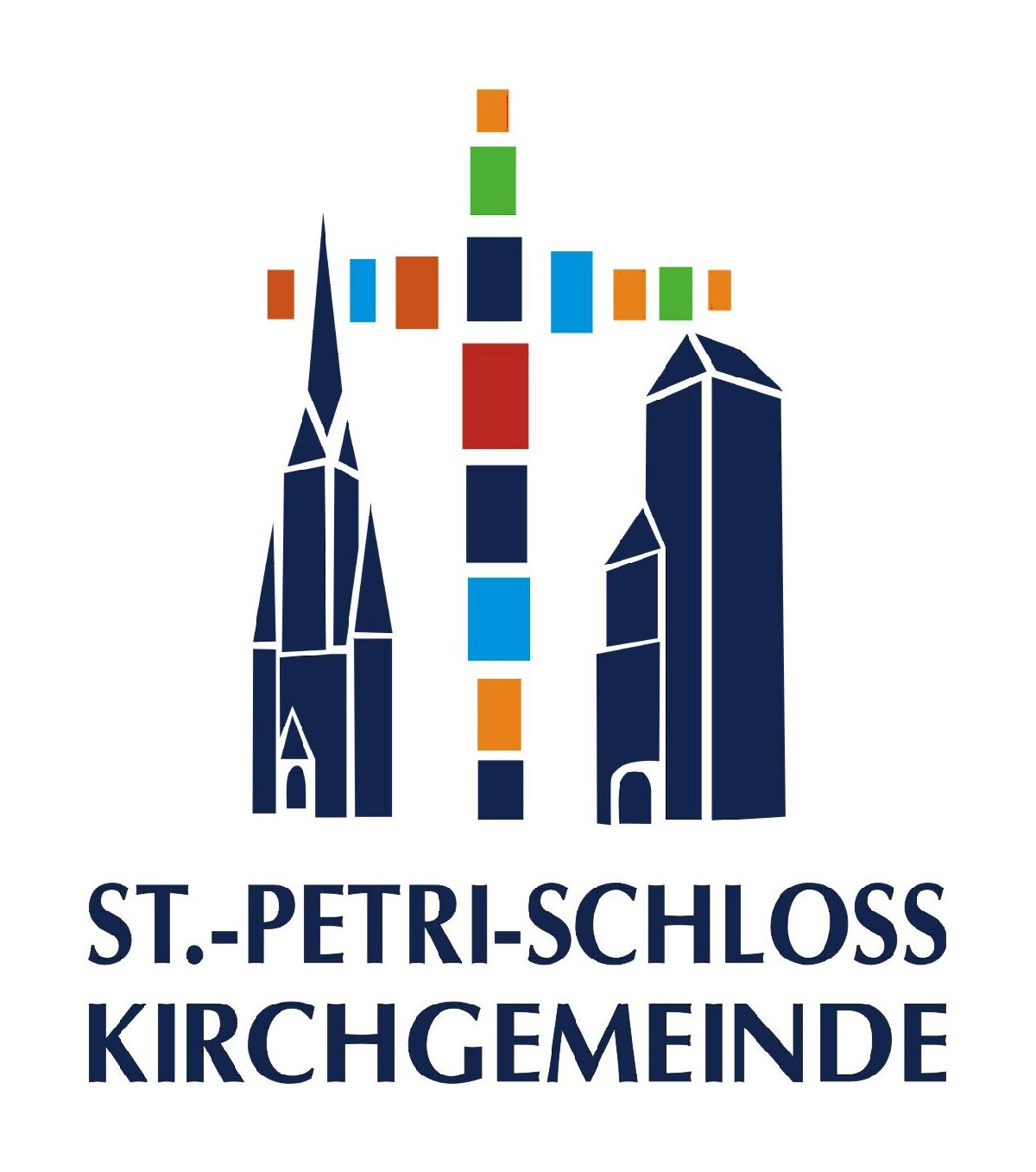 Logo: Ev.-Luth. St.-Petri-Schloßkirchgemeinde