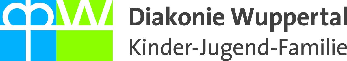 Logo: Diakonie Wuppertal - Kinder-Jugend-Familie gGmbH