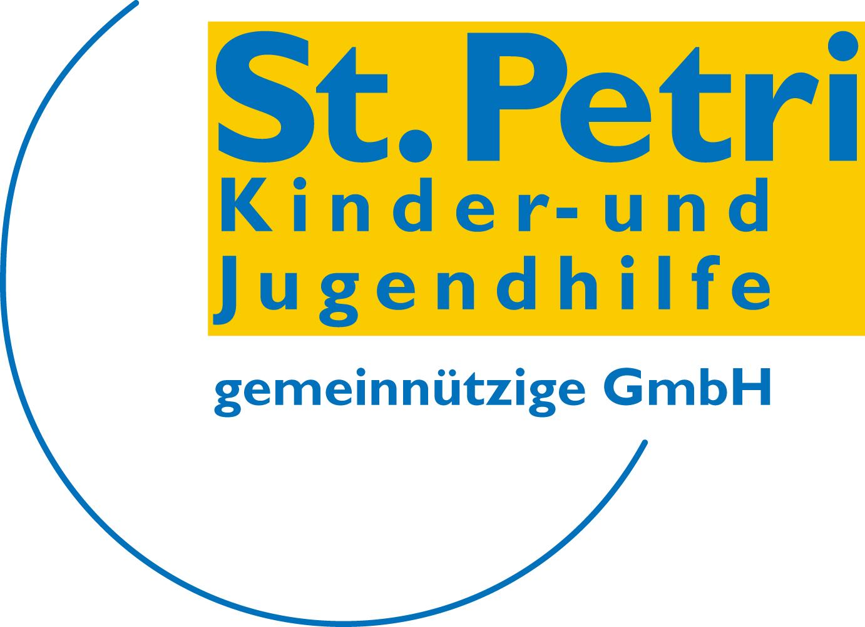 Logo: St. Petri Kinder- und Jugendhilfe Bremen gemeinnützige GmbH