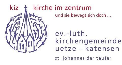 Logo: Ev.-Luth. Kirchengemeide St. Johannes der Täufer Uetze