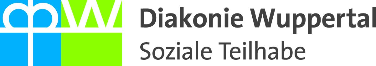 Logo: Diakonie Wuppertal - Soziale Teilhabe gGmbH
