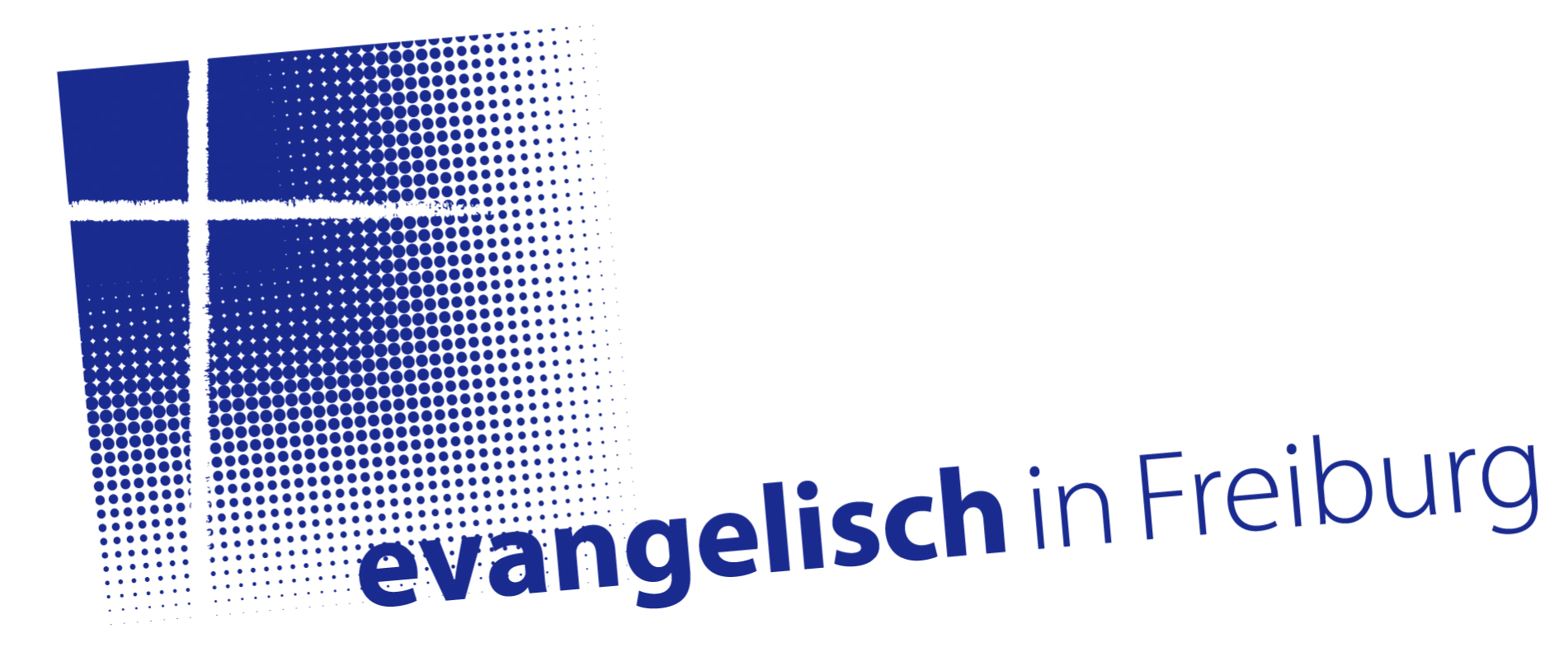 Logo: Evang. Kirche in Freiburg