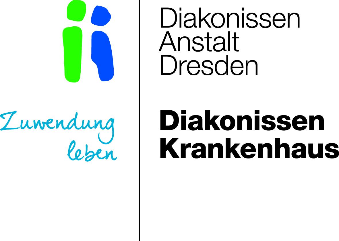 Logo: Ev.-Luth. Diakonissenanstalt Dresden e. V.