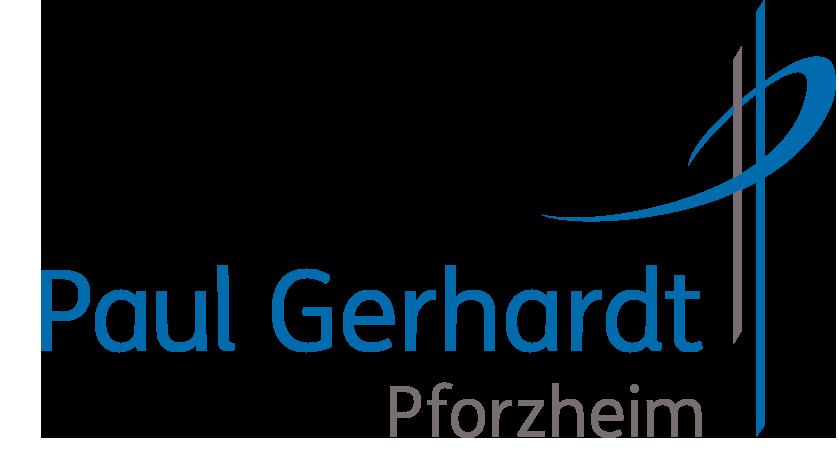 Logo: Verein für Pflege und Betreuung Paul Gerhardt e.V. Pforzheim