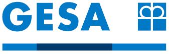 Logo: GESA gemeinnützige Gesellschaft für Entsorgung, Sanierung und Ausbildung mbH