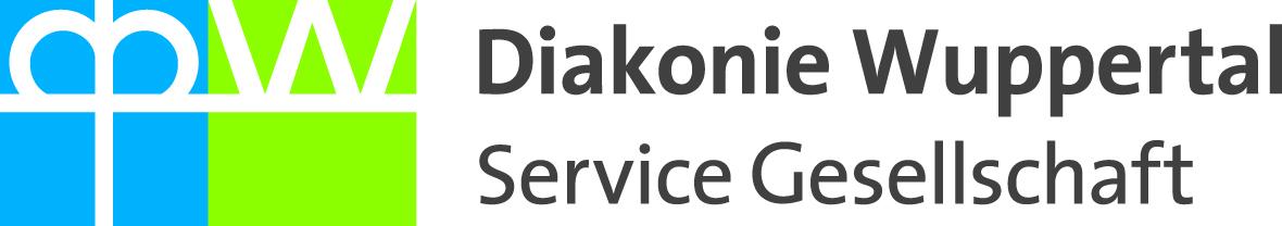 Logo: Diakonie Wuppertal - Service Gesellschaft mbH