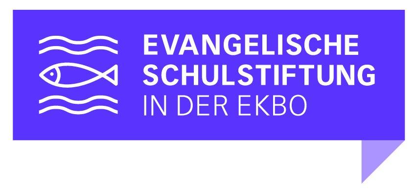 Logo: Evangelische Schulstiftung in der EKBO