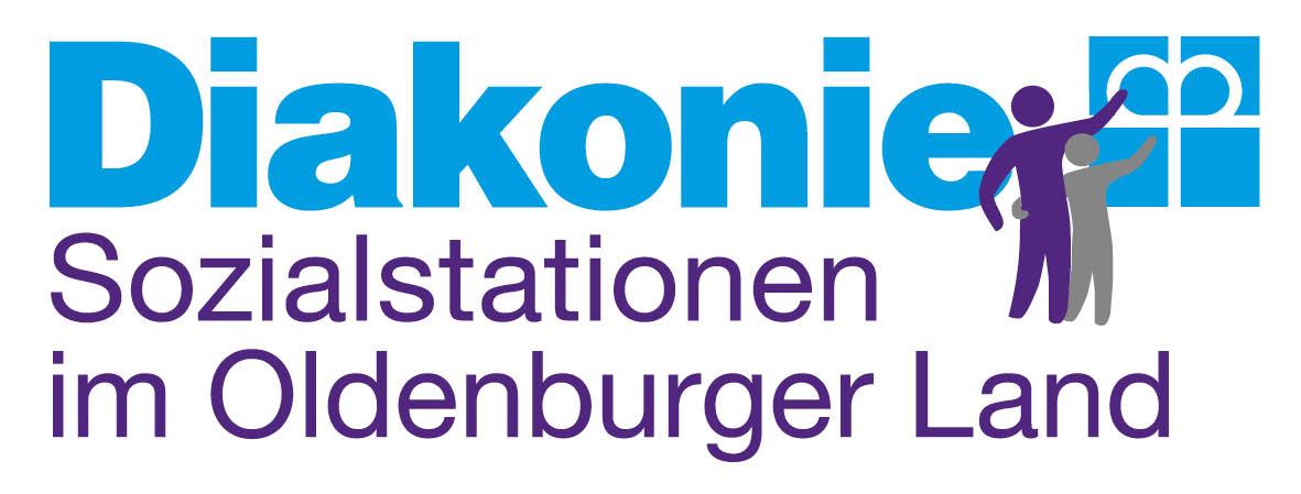 Logo: Diakonie-Sozialstationen im Oldenburger Land gGmbH