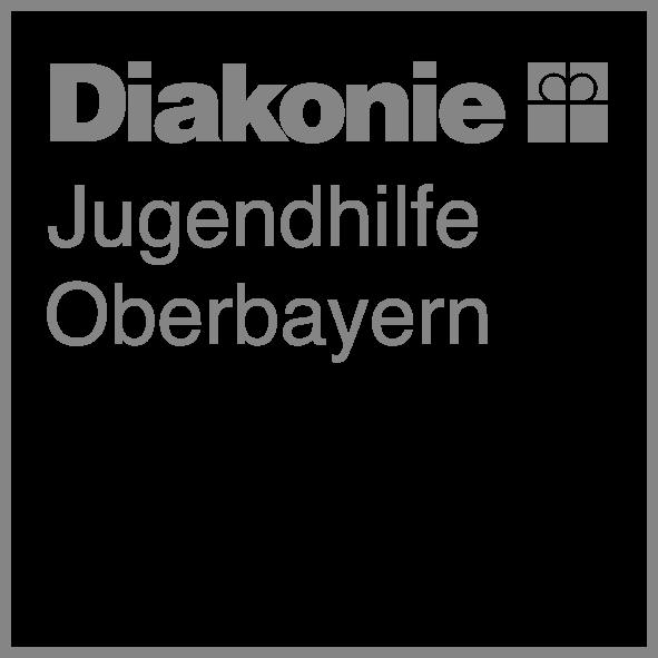 Logo: Diakonie - Jugendhilfe Oberbayern