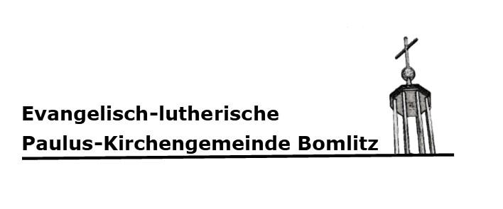 Logo: Evangelisch-lutherische Paulus-Kirchengemeinde Bomlitz