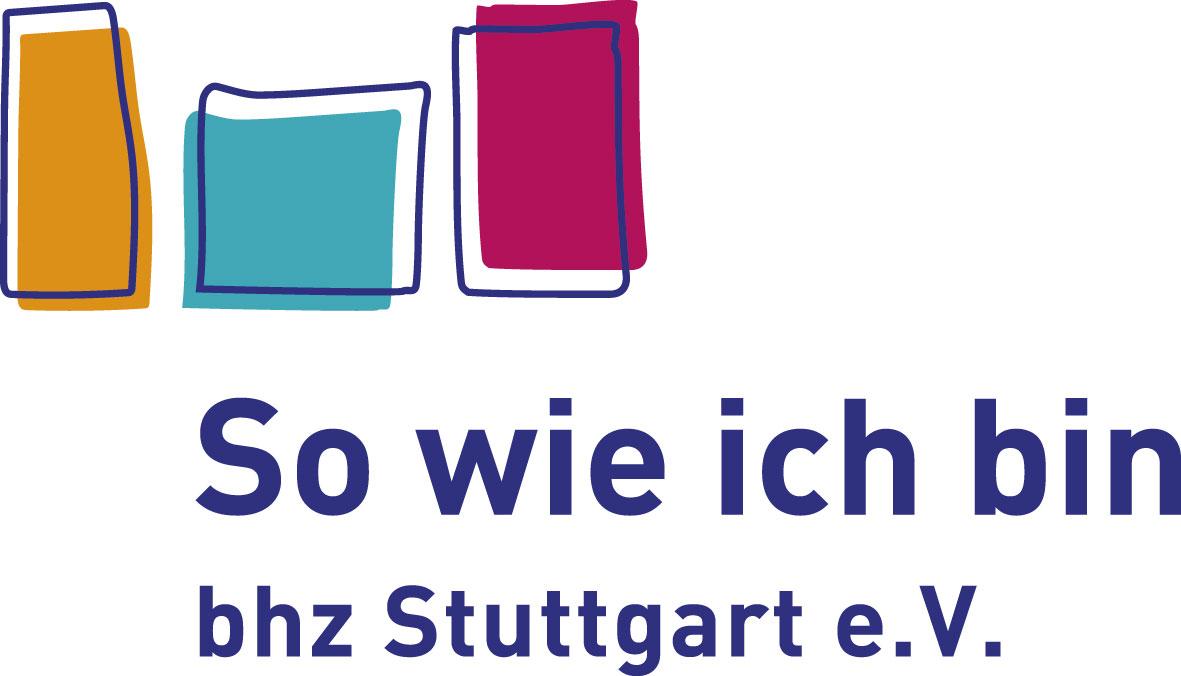 Logo: bhz Stuttgart e.V.