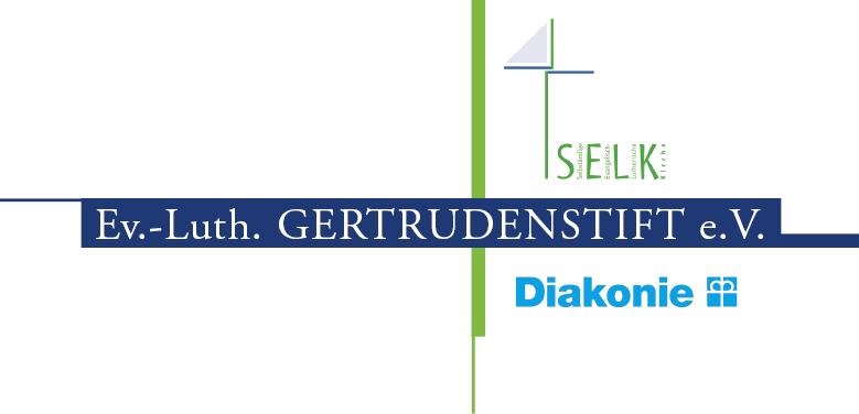 Logo: Ev.-Luth. Gertrudenstift e.V.