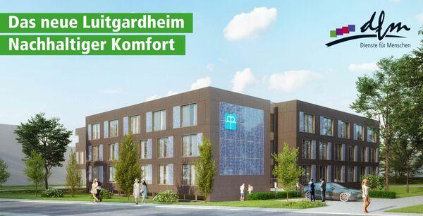 Logo: Pflegestift Luitgardheim
