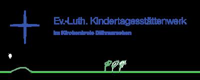 Logo: Ev.-Luth. Kindertagesstättenwerk Dithmarschen