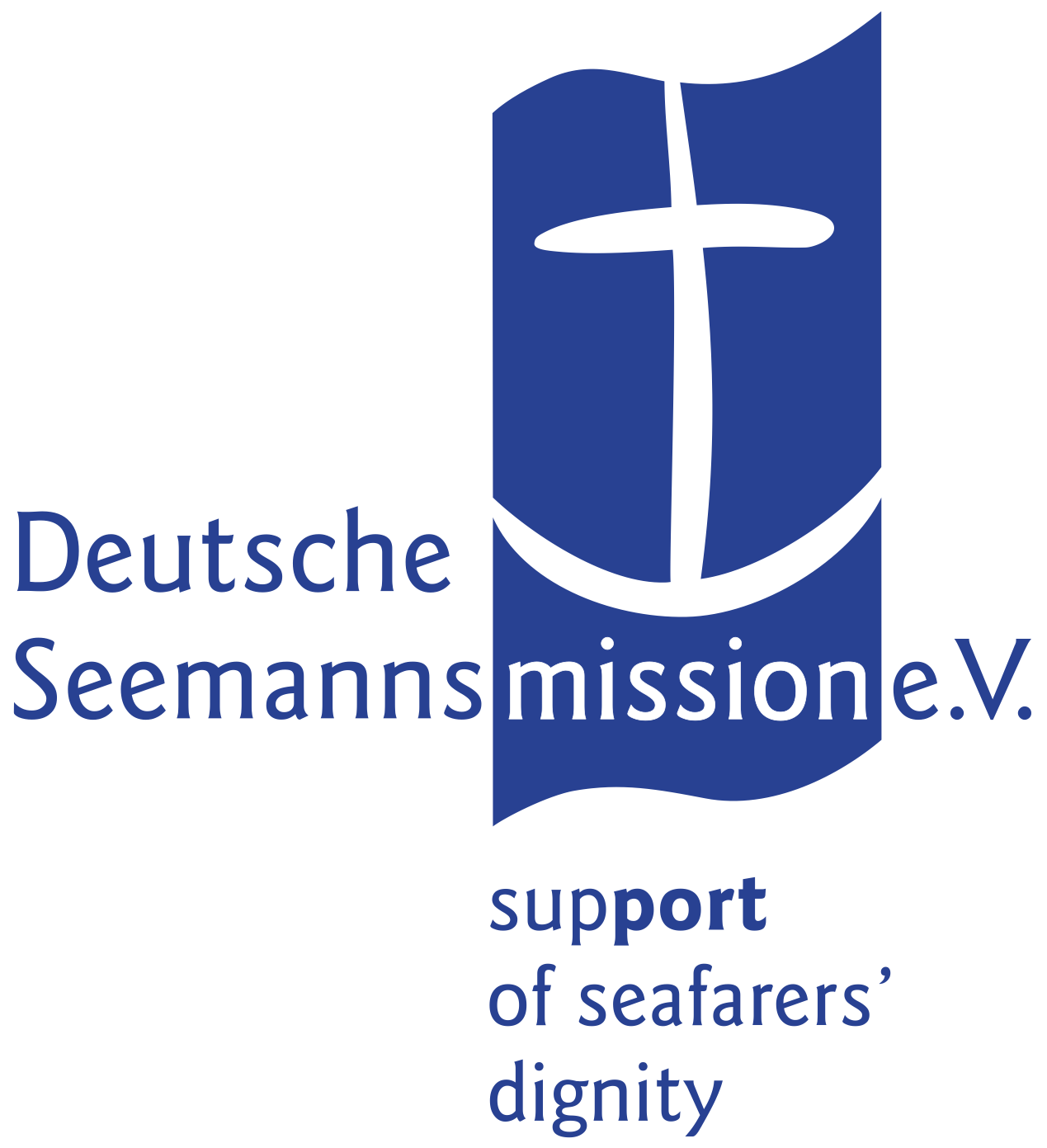 Logo: Deutsche Seemannsmission e.V.