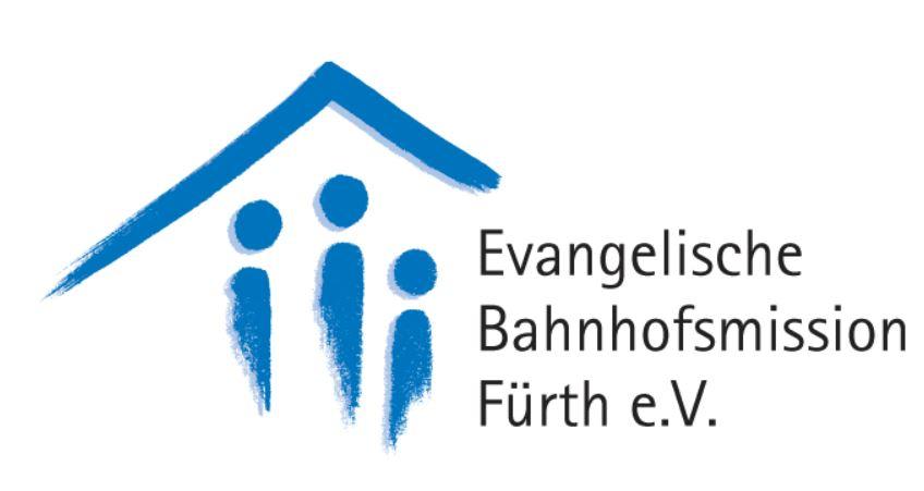 Logo: Evangelische Bahnhofsmission Fürth e.V.