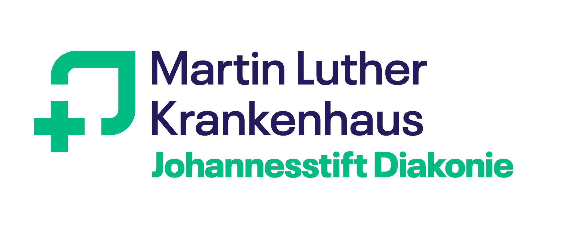 Logo: Martin Luther Krankenhaus