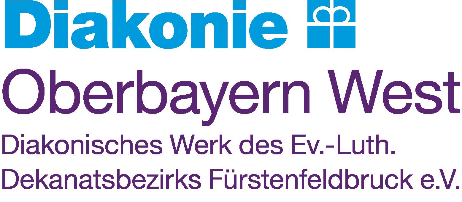 Logo: Geschäftsstelle Diakonie Oberbayern West