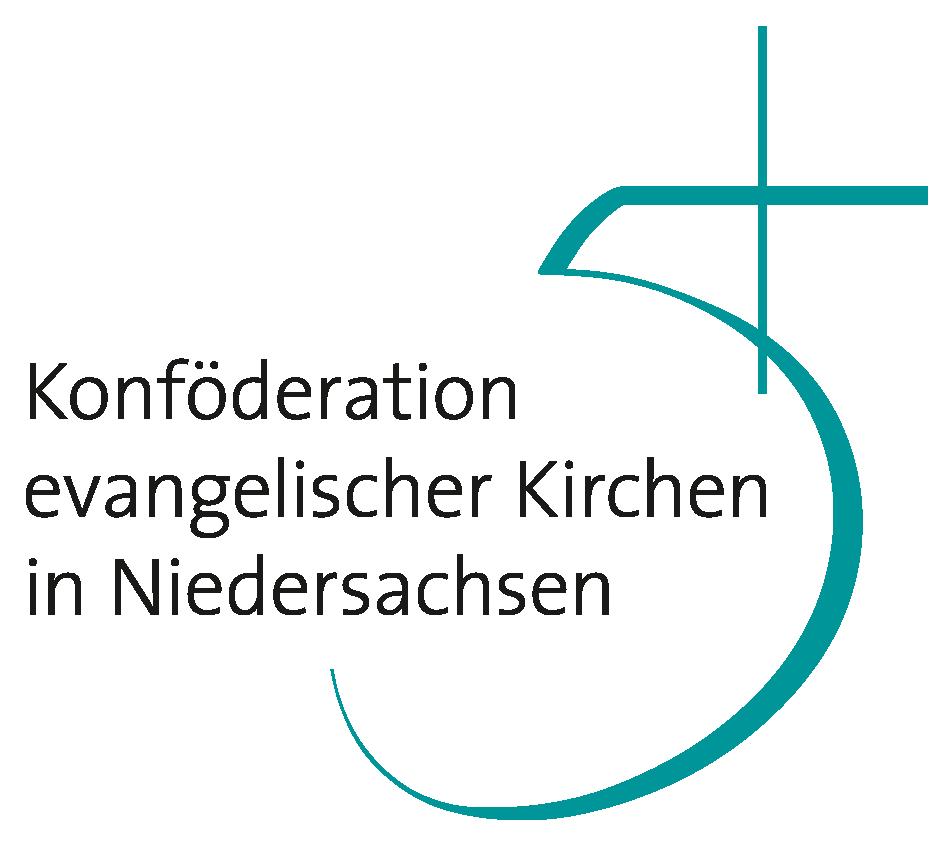 Logo: Geschäftsstelle der Konföderation evangelischer Kirchen in Niedersachsen