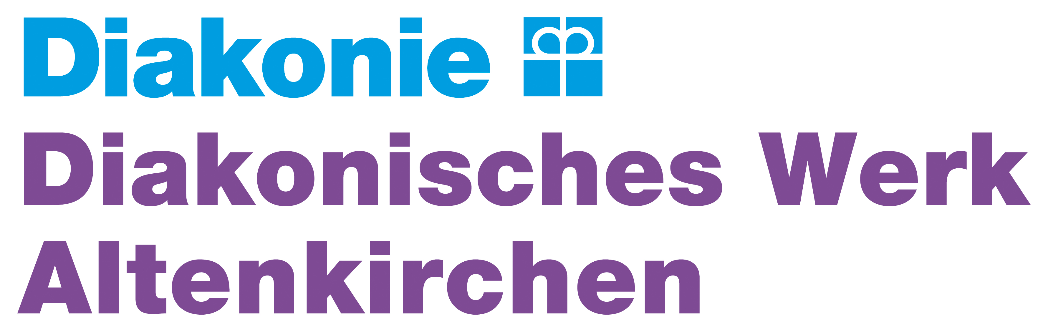 Logo: Diakonisches Werk des Ev. Kirchenkreises Altenkirchen