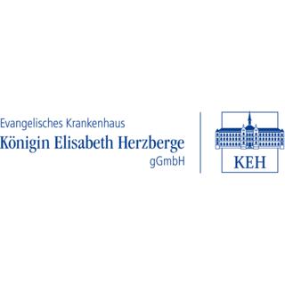 Logo: Evangelisches Krankenhaus Königin Elisabeth Herzberge gemeinnützige GmbH (KEH gGmbH)