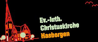 Logo: Ev.-luth. Christuskirche Hasbergen