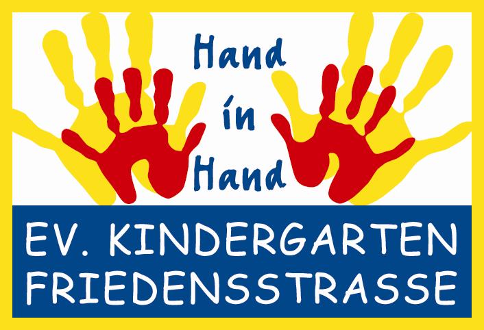 "Logo: Evang. Kindergarten ""Friedensstraße"""