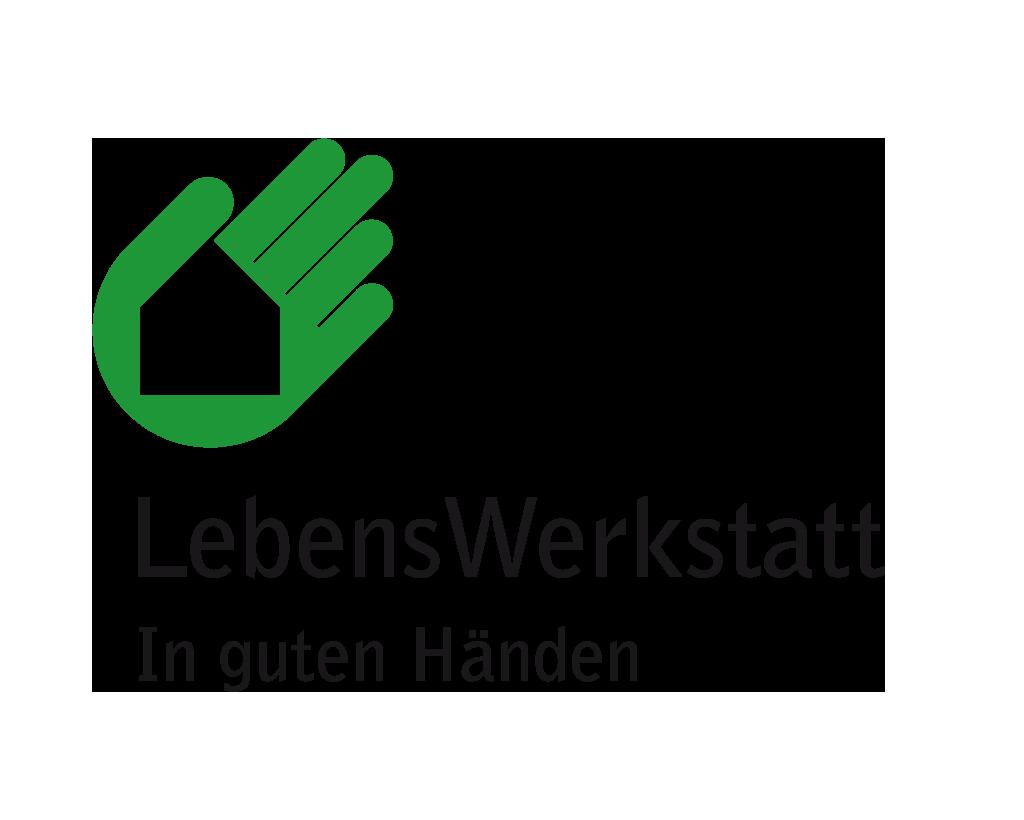 Logo: LebensWerkstatt für Menschen mit Behinderung e.V.