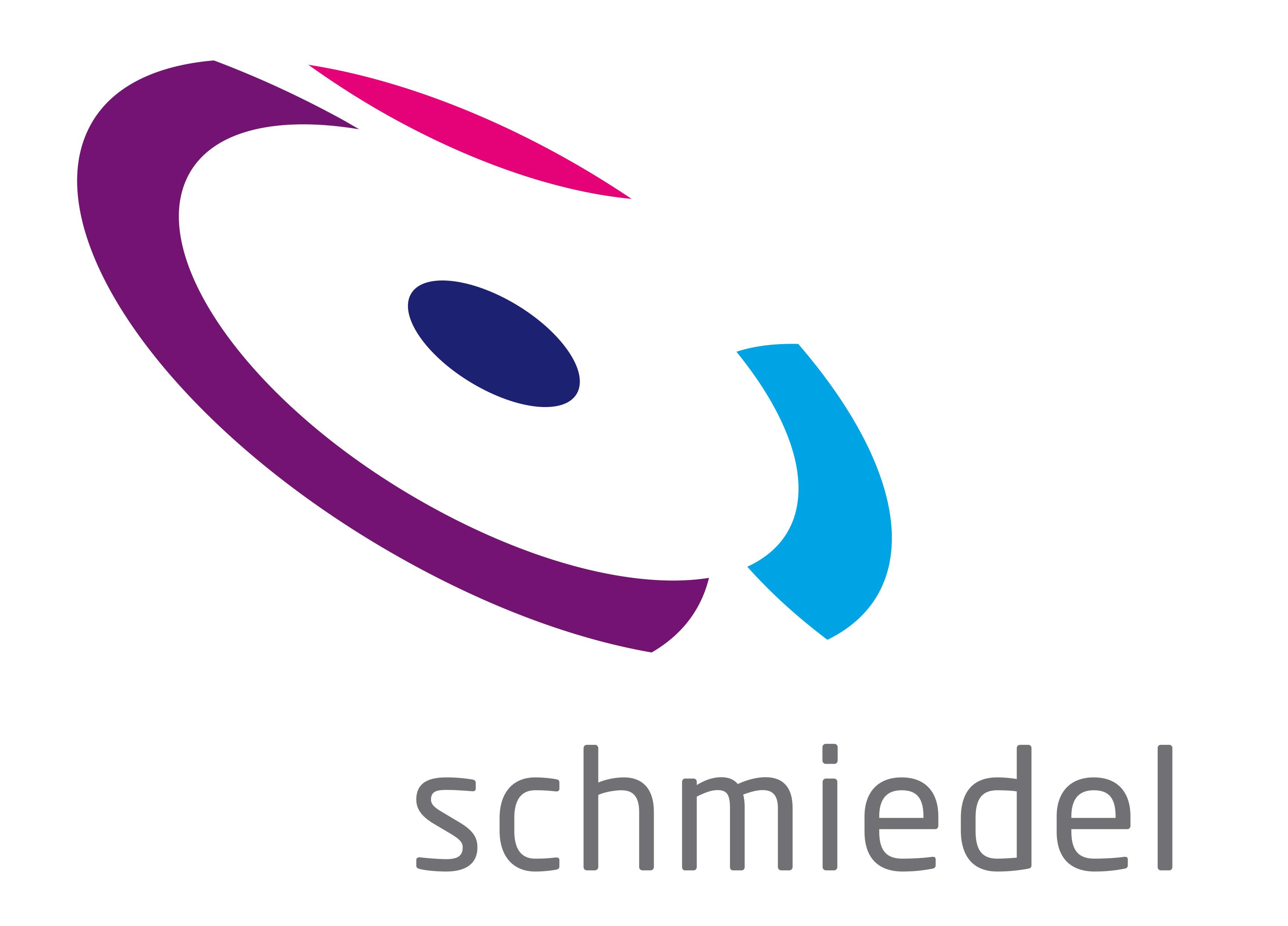 Logo: Schmiedel e. V., Ev. Behindertenhilfe Julius-Reuß-Zentrum