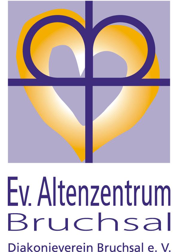 Logo: Ev. Altenzentrum/ Diakonieverein Bruchsal e. V.