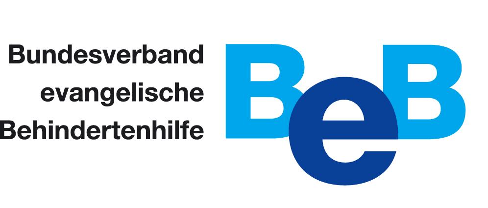 Logo: Bundesverband evangelische Behindertenhilfe e.V.
