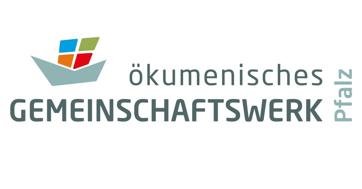 Logo: Ökumenisches Gemeinschaftswerk Pfalz GmbH