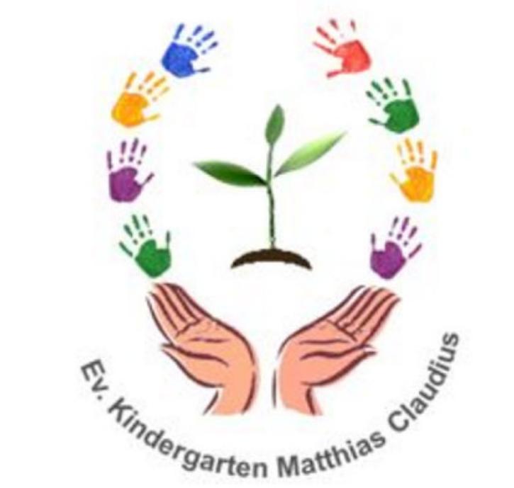 Logo: Ev. Kindergarten Matthias Claudius