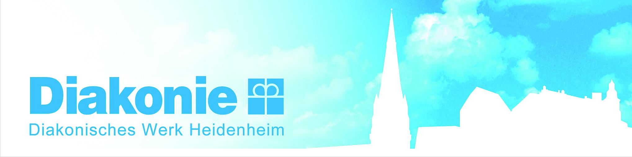 Logo: Diakonisches Werk des Evangelischen Kirchenbezirks Heidenheim