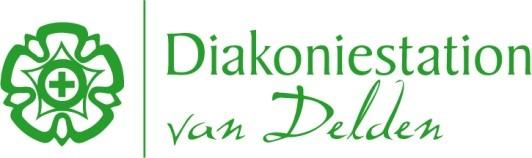 Logo: Diakoniestation van Delden gGmbH