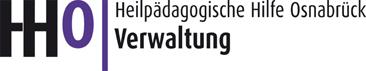 Logo: Heilpädagogische Hilfe Osnabrück   HHO Verwaltungs GmbH
