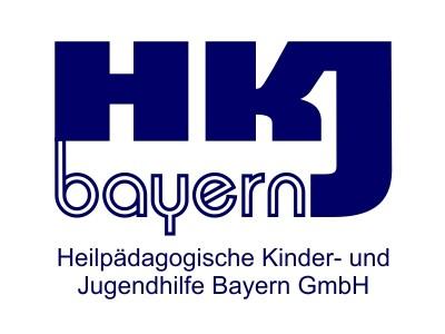 Logo: HKJ - Heilpädagogische Kinder- und Jugendhilfe Bayern GmbH
